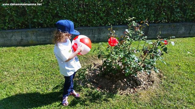 I benefici del sole per i bambini