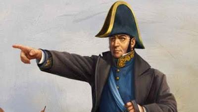 """SAN MARTIN: """"Código de Honor del Ejército de los Andes """""""