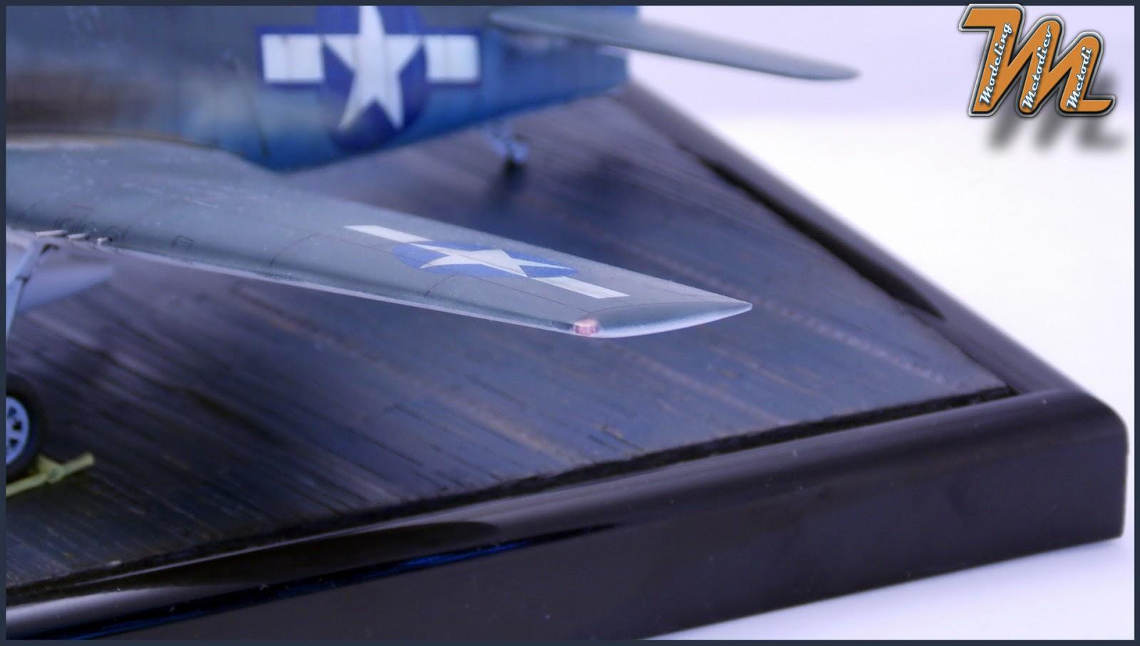 Grumman F6F,USS Princeton, VF27, scale model