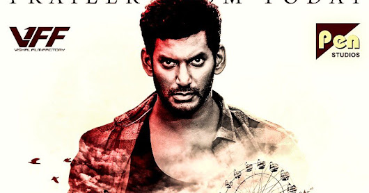 Vishal's 'Sandakozhi 2' trailer - Tamil Cinema News | Tamil Movie Reviews | Tamil Movie Updates