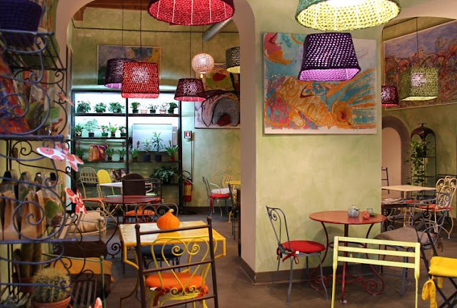 Restaurante Miso di Riso em Florença