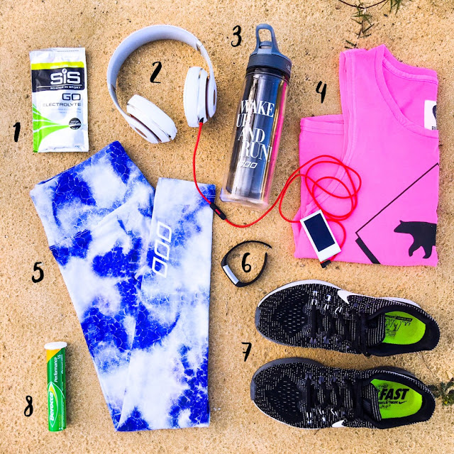 Aussie Blogger Katie Rebekah on Her Favourite Work Out Items
