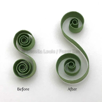 How to Quilling Scrolls