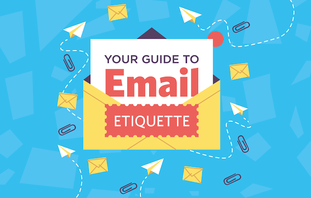 Your Guide To Email Etiquette (infographic)