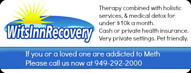 meth home detox, rehab
