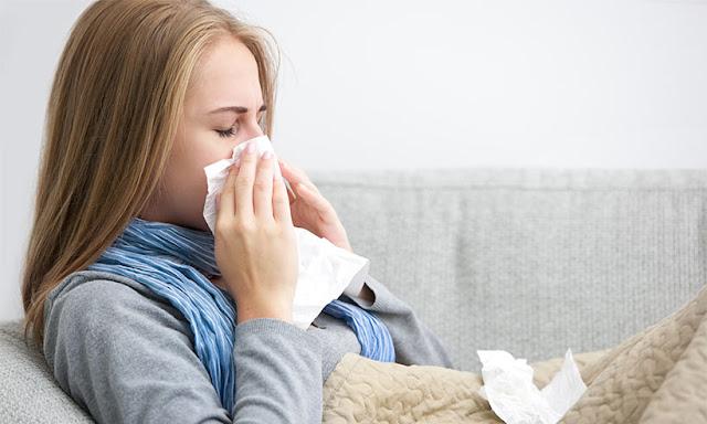 Beberapa Hal yang Dapat Anda Lakukan Saat Flu