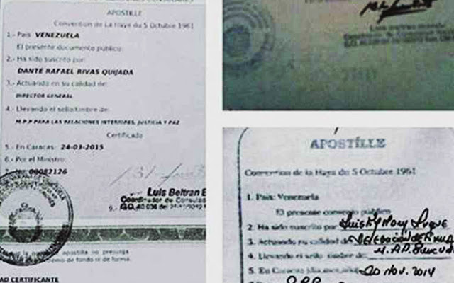 Cobran 95 millones para apostillar documentos sin hacer cita