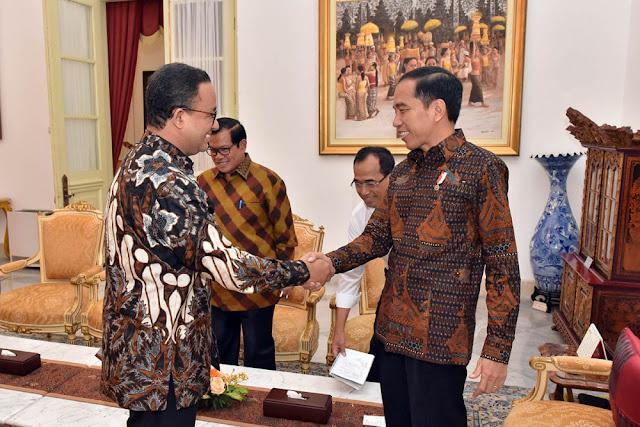 Gugurnya Anies sebagai Senjata Jokowi