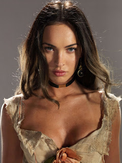 Megan Fox Deepest Cleavage Show 3