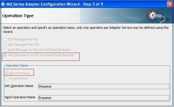 Correlating the request/response messages in MQ Series Adapter