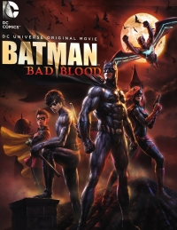 Batman Bad Blood Movie