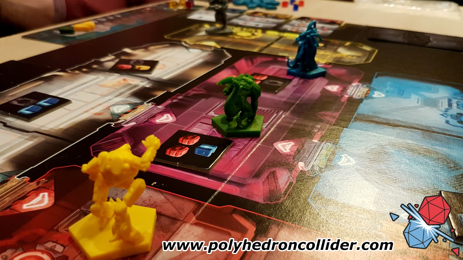 Adrenaline board game