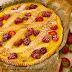 Crostata con crema di limone e fragole