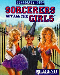 Portada Spellcasting 101 Sorcerers Get All The Girls