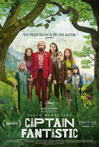 Captain Fantastic (BRRip 1080p Dual Latino / Ingles) (2016)