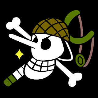 logo dream league soccer anime usop