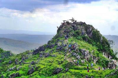 Mount Manggir