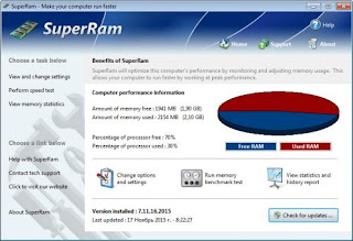 PGWare SuperRam 7.11.21.2016 Full Keygen