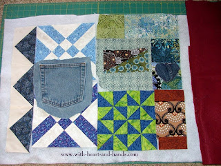 Michele Bilyeu Creates With Heart And Hands Making Fidget Quilts For Alzheimers Patients Free Tutorials Ideas