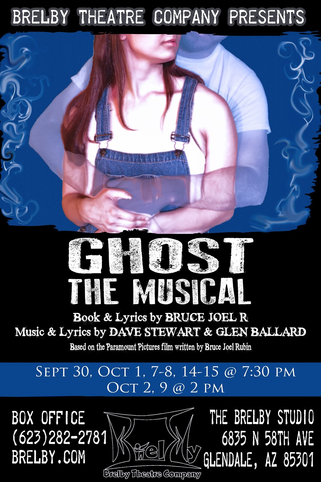 Audition Notice GHOST THE MUSICAL