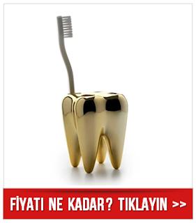 Diş Şeklinde Diş Fırçalık
