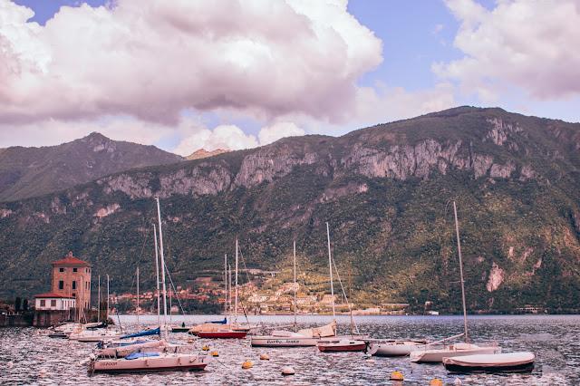 Como Gölünde Gezilecek yerler