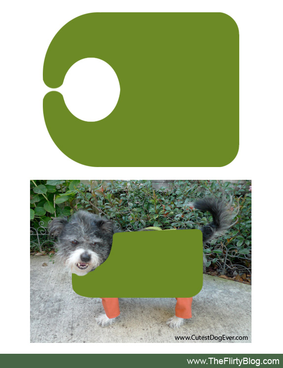Easy do it yourself dog halloween costumes unique homemade costumes easy do it yourself dog halloween costumes i found the place formerly flirty how to solutioingenieria Images