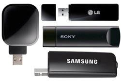 Smart TV WiFi Dongles
