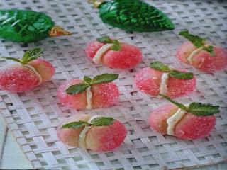 Gambar Resep Kue Kering Ricotta Peach