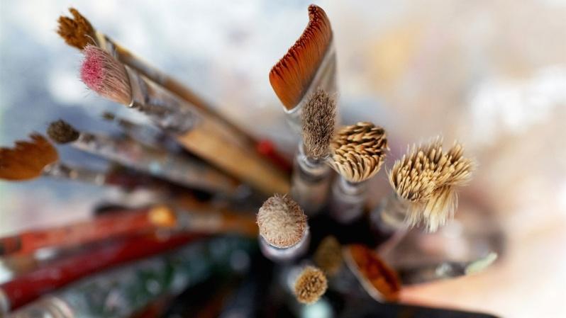 Ipad Retina Wallpaper Art Pain Brush: Suma Creativa: Tipos De Pinceles