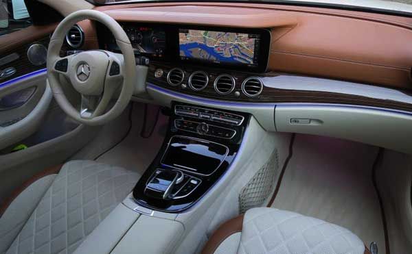 2017 Mercedes-Benz E400 Wagon review first drive