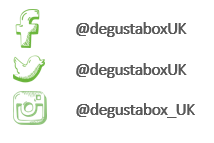 Degustabox social media handles