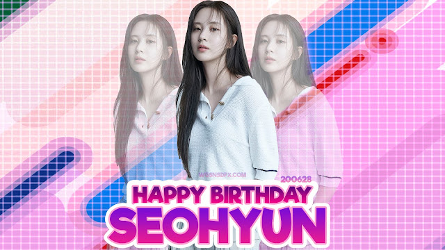 happy birthday snsd seohyun