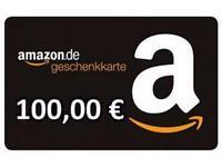 100 Euro Geschenkgutschein bei Amazon kaufen und 10 Euro obendrauf!