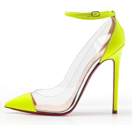 cf8f69e93750 J adore Fashion  Christian Louboutin S S 2012 Collection