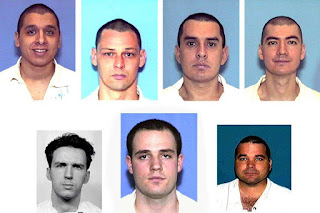 Member of 'Texas 7' gang executed for officer's killing