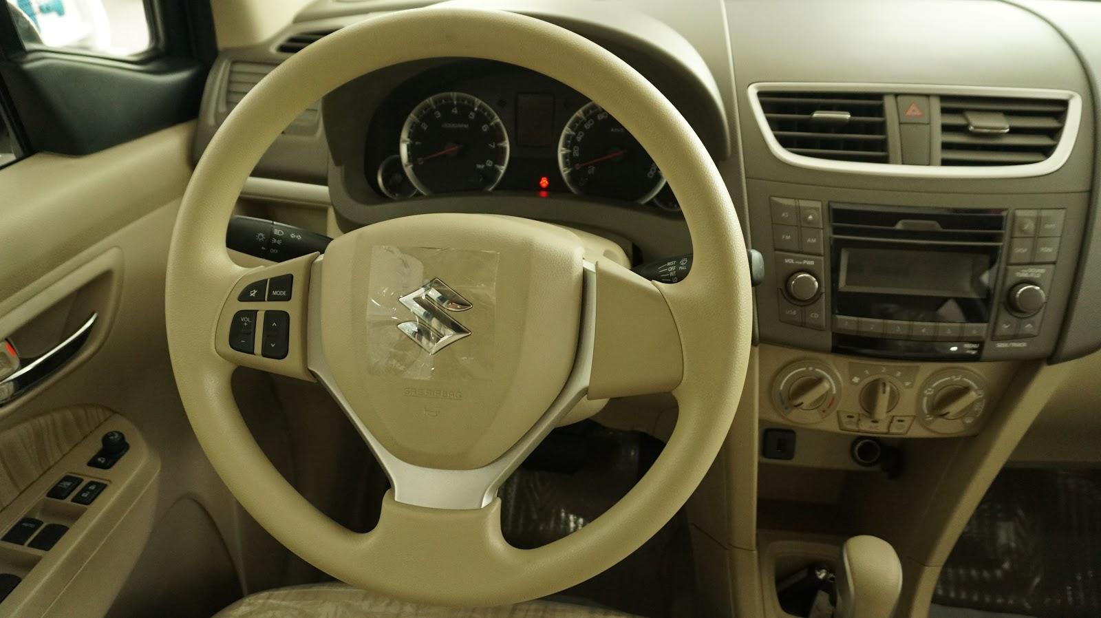 Nhiều tính năng giải trí, hỗ trợ lái, an toàn được trang bị trên Suzuki Ertiga 2016, tuy nhiên vẫn cần cải tiến thêm
