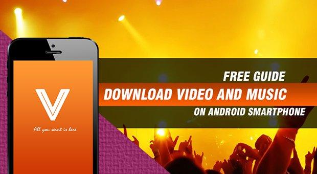 Vidmate Music Downloader VedMade Video Download Guide APK - Download