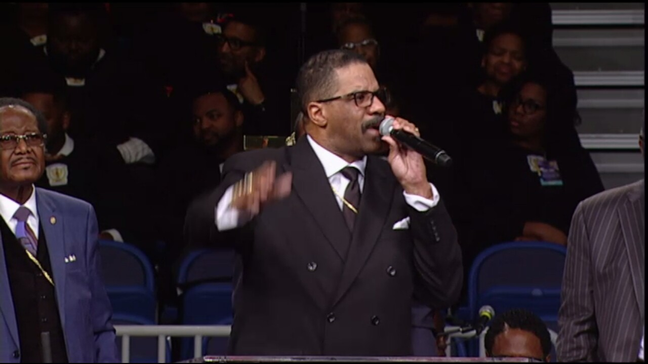 The Dunamis Word: At The 109th COGIC Holy Convocation