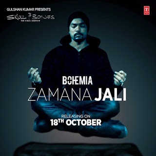 Zamana Jali - BOHEMIA (Official Teaser) Skull & Bones download