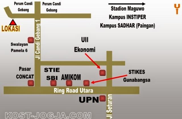 Kost Putri Murah Yogyakarta
