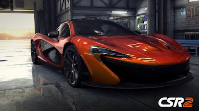 CSR Racing 2 Mod Apk Terbaru