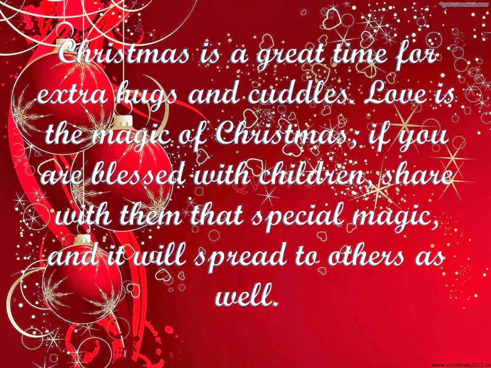 Amazing Collection Of Quotes With Pictures: Christmas