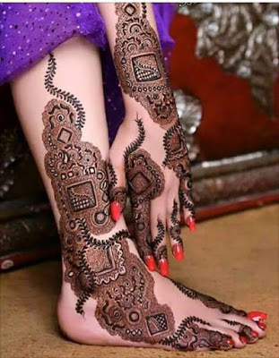 latest bridal mehndi designs 2017 for hands for full hands (13)