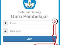 Cara Registrasi Guru Pembelajar di PKB Online