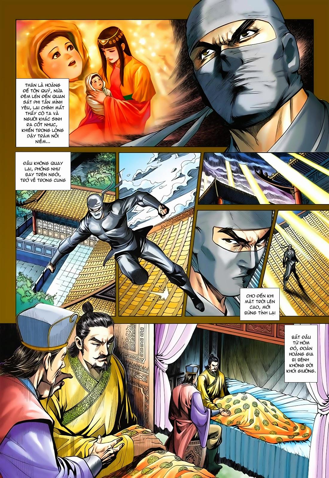 Anh Hùng Xạ Điêu anh hùng xạ đêu chap 78: sát anh trang 4