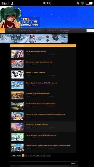AnimeIndo - Website Download Anime Sub Indo Terlengkap