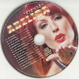 Adelisa Hodzic -Diskografija Omot3