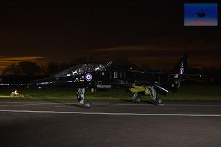 RAF SEPECAT Jaguar XX837 ground attack bomber Cosford