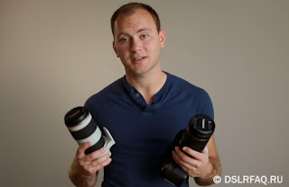 Canon 70-200mm vs. Tamron 70-200mm